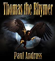 Book Cover Thomas the Rhymer Paul Andruss
