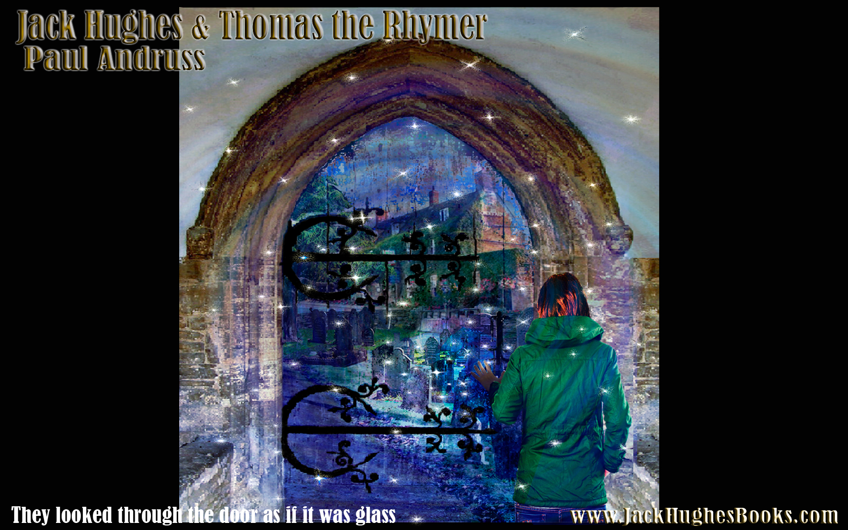 & Jack Hughes Books - Thomas the Rhymer - Story of the Book